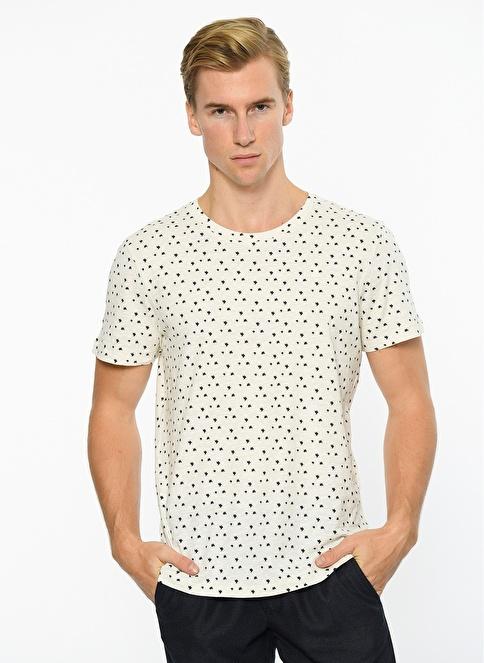 Selected Tişört Beyaz